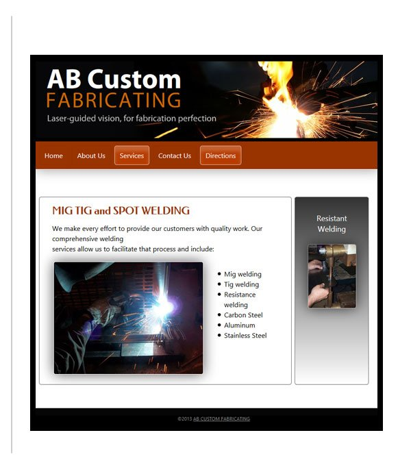AB Custom Fabricating, Inc.