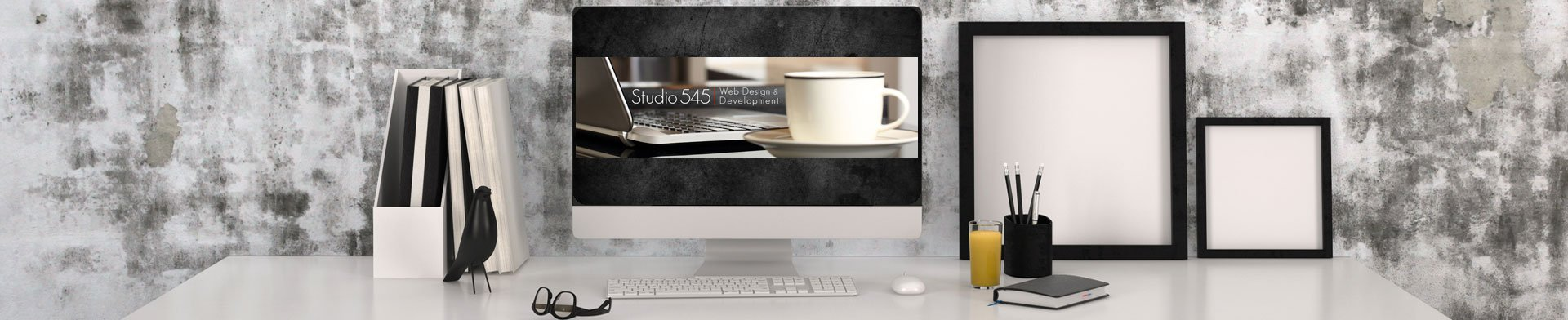 Studio 545 Website Design & Development Services