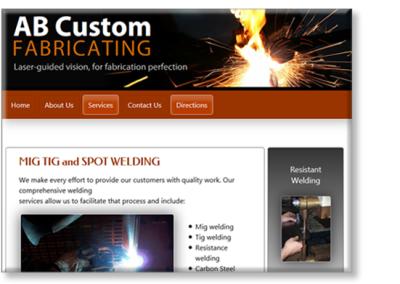 AB Custom Fabricating, Inc.