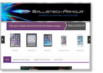 Ballistech Armour