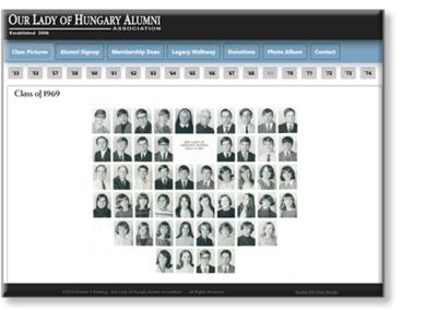 Forever A Bulldog, OLH Alumni Association