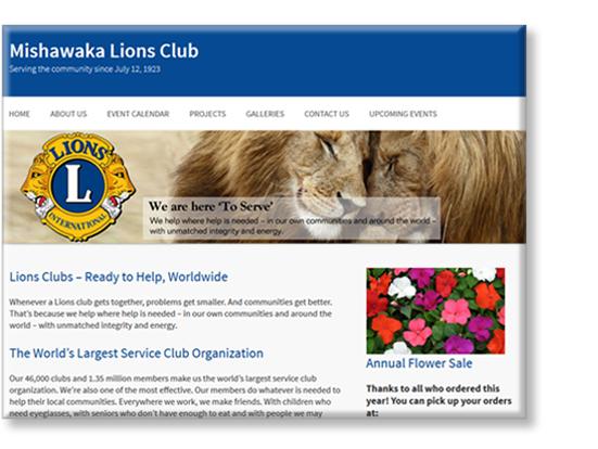 Lions Club of Mishawaka