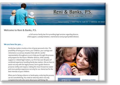 Reni & Banks, P.S.