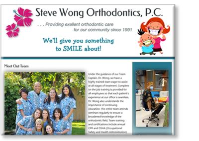 Steve Wong Orthodontics, P.C.