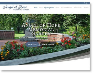 Angel of Hope Memorial Garden