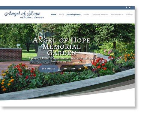 Angel of Hope Memorial Garden