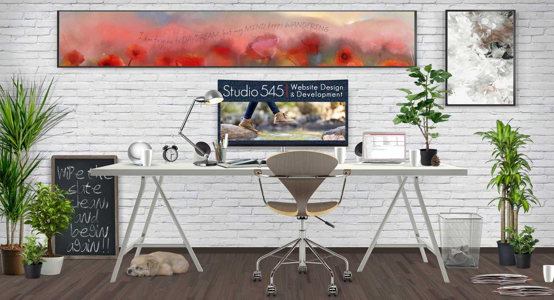 Studio 545 Website Design & Development