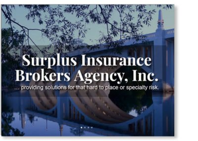 Surplus Insurance Agency, Inc.
