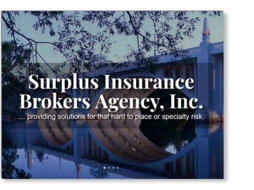 Surplus Insurance Agency, Inc.